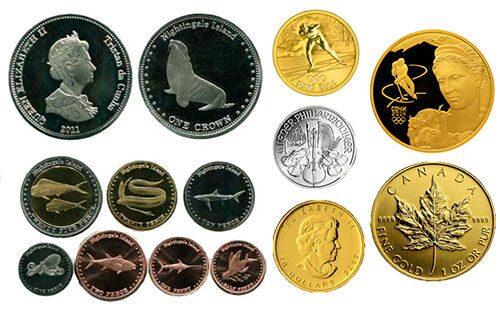Золотые монеты Сбербанка — скупка в Москве - Узнать